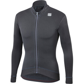 Sportful Monocrome Thermische Longsleeve Jersey Heren, anthracite